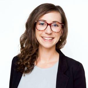 Jenna Stoner Third Vice President